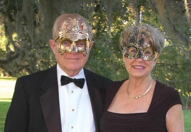 Gary and Pam Mason