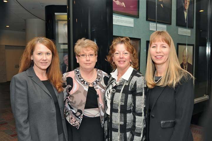 Debi Burroughs, Ginger Weldon, Gail Granchelli, Mary Hensley