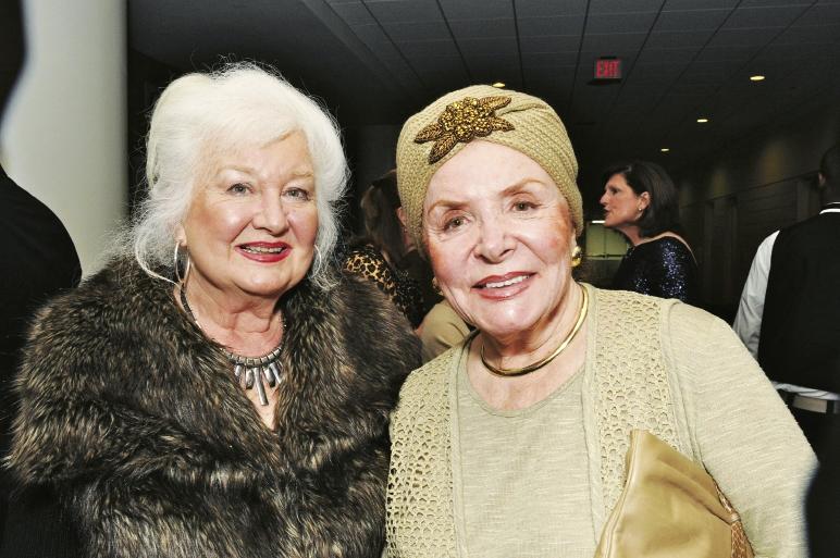 Marlene Dawson and Maria Palmer