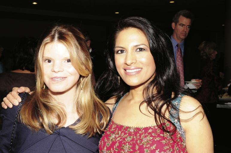 Lissa Everett and Sudha Patel