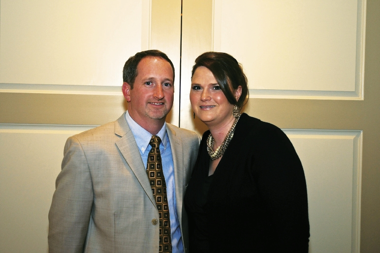Lee and Ann Mayfield