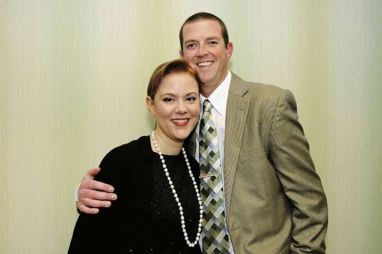 Kristin and Robert Kingsley