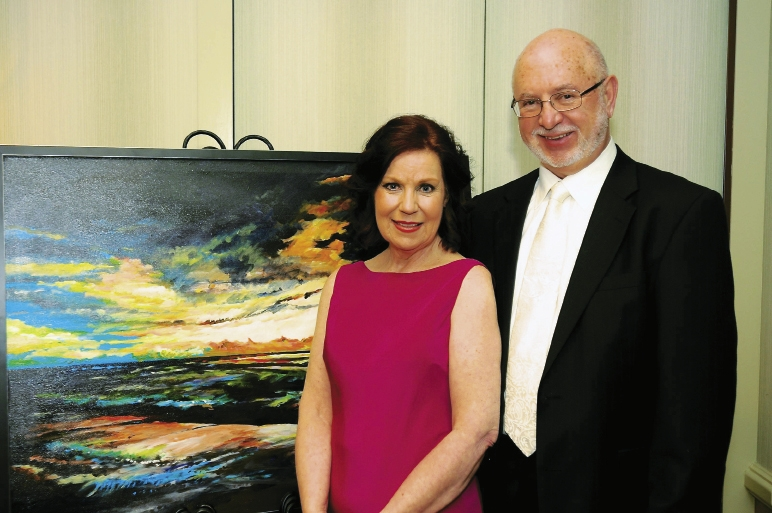 JoAnne and David Utterback