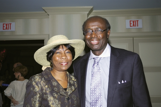 Tyron and Jerline McCray