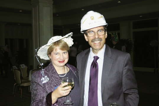 Renee Jackson and Don Sloan