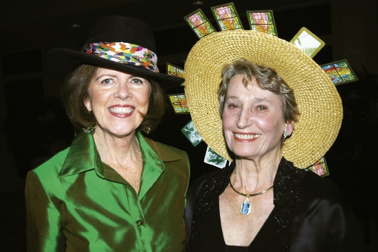 Roz Gentry and Sally Anne Kaiser