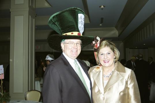Ed and Claudia Farmer