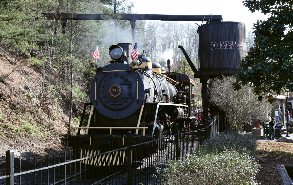 The Dollywood Express