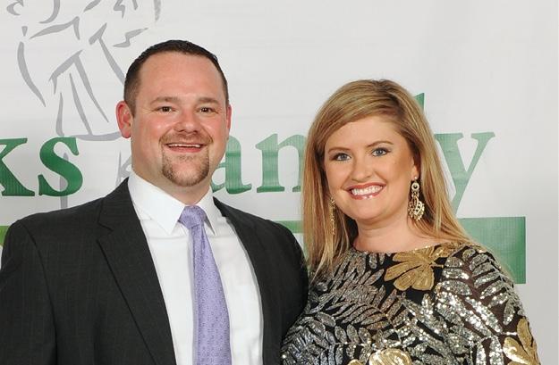 David and Elise McCann