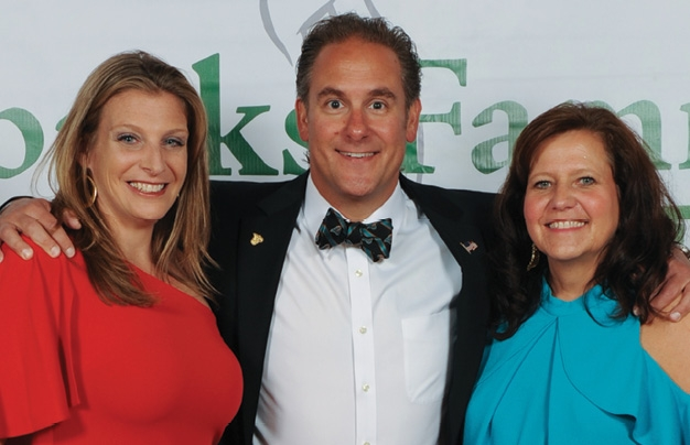 Susan Kenny, Rob Spino and Amy Evans