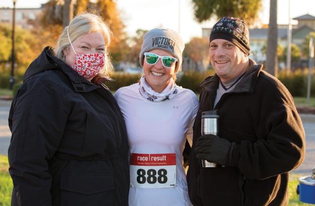 Tammy Merisotis, Andrea Snow & Mike Snow