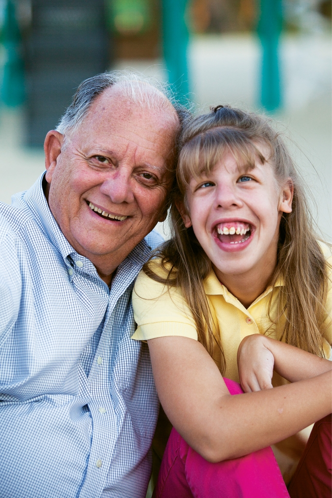The two public faces of Savannah's Playground: Myrtle Beach Mayor John Rhodes and Savannah Thompson.