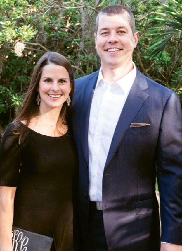 Rachel and Andy Kunz