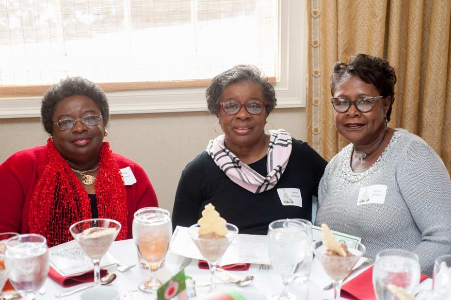 Bell Nance, Juanita Anderson, Queen Stafford