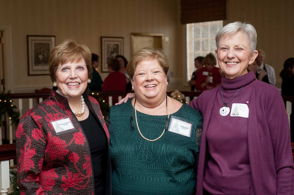 Cathy Crawfor, Paula Ford, Peggy Clary