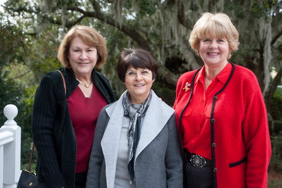 Anita Thrift, Cathy Rafalowski, Suzane Allen