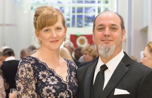 Stacey and Greg McFarland