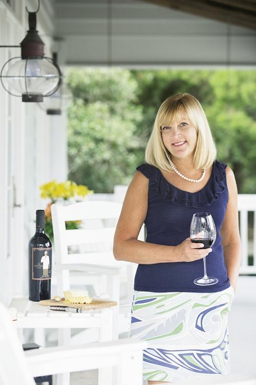 Restaurateur and now cookbook author Heidi Vukov.