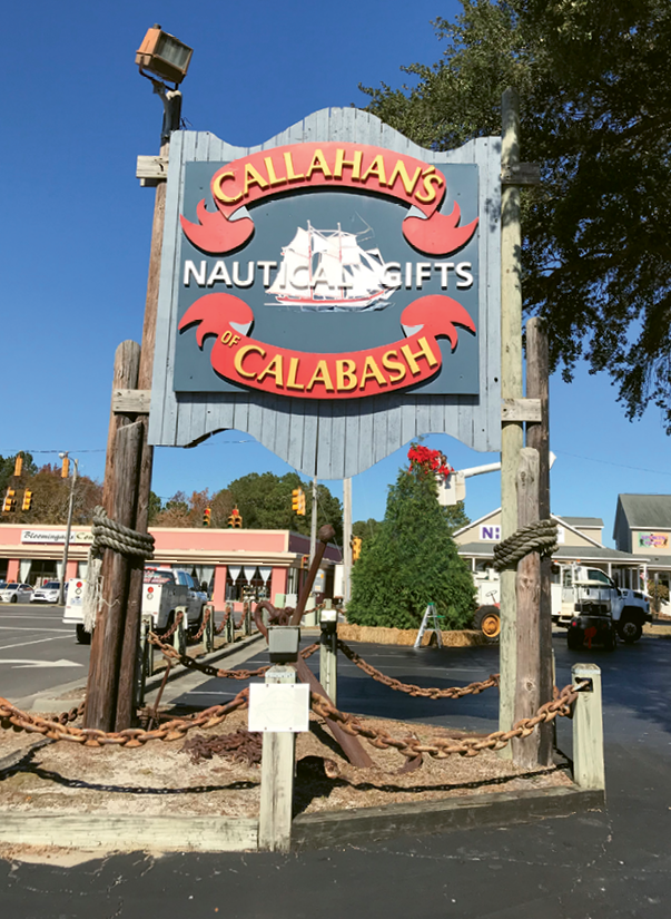 Callahan's Nautical Gifts has served as the town's centerpiece for 40 years.