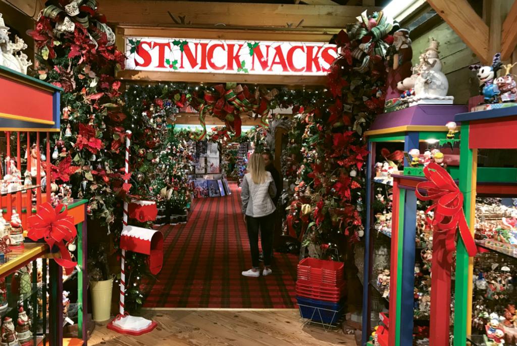 St. Nick Nacks at Callahan's ensures Christmas lasts year-round.