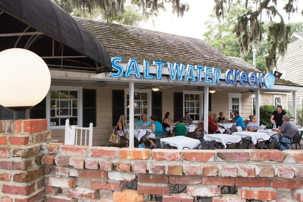 Salt Water Creek Cafe