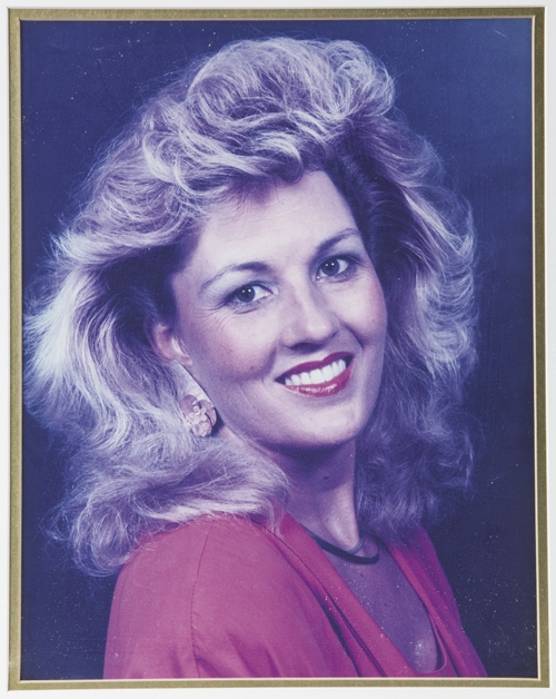 Diantha Haynes Vaught was named Mrs. Watermelon Festival in 1989.
