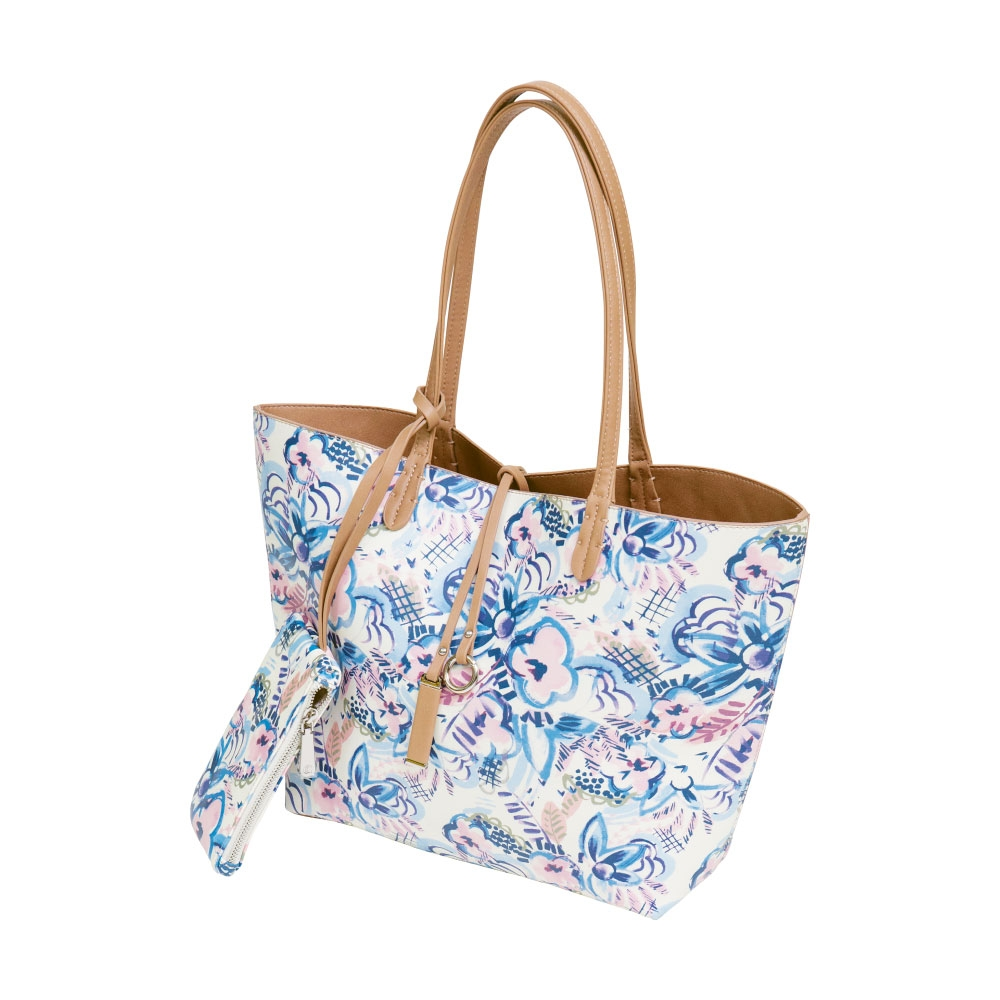 1. Bed of Roses - This beautiful handbag takes you from day to night with a detachable smaller purse.