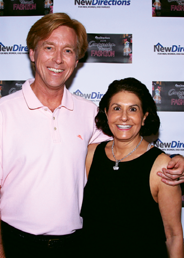 Tom Vitt and Cindy Hull