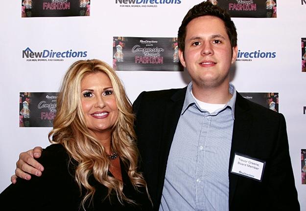 Gina Herron and Trevor Greene
