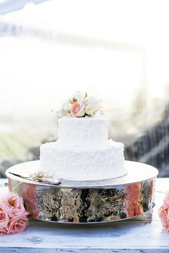 This is just one of many cakes prepared by Conway baker Elaine Hyman.