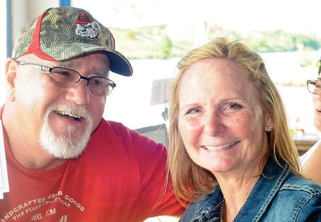 Tony and Debra Shealy