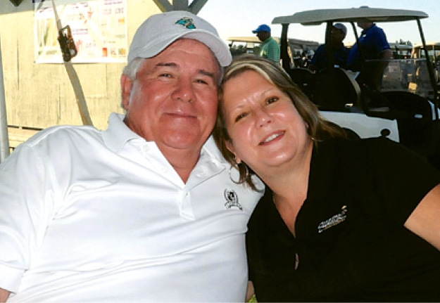 Mike and Debbie Hardee