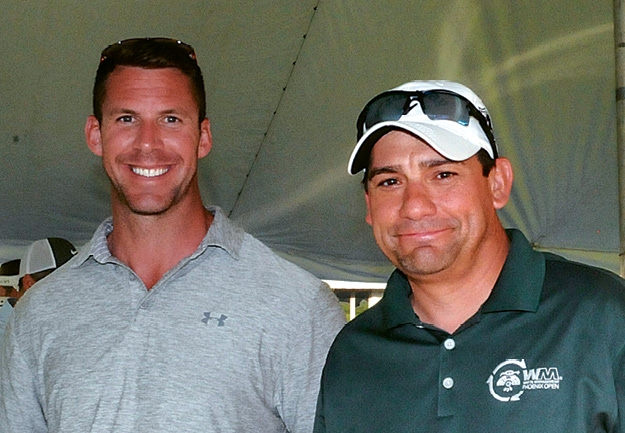 Brent Carr and Brian Beltran