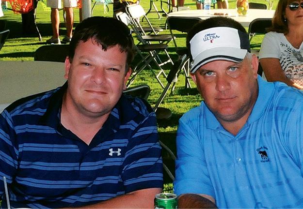 Sean Kobos and Jay Castello