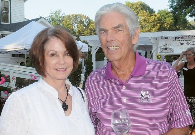 Glenda and Dan Connolly