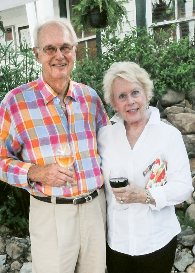Mike and Sarah Richardson