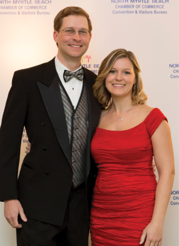 Jeremy and Sarah Hartlaub