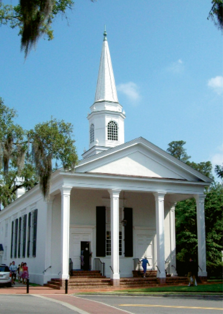 Kingston Presbyterian Church .