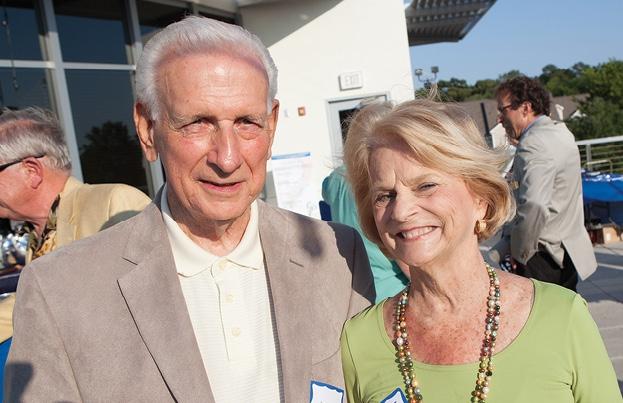 Jack Hendey and Jane Lester