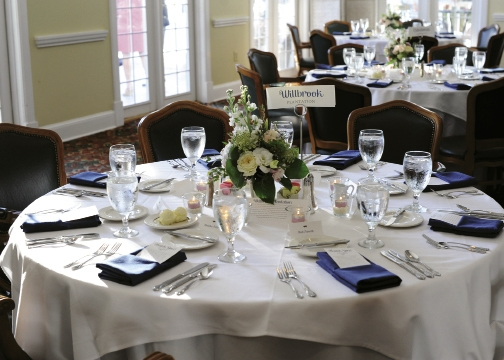 The wedding was held at Belin United Methodist Church in Murrells Inlet and the reception followed at Wachesaw Plantation, where nods to the Lowcountry could be found everywhere, from the table names to the rice-filled votives to the homemade fig jam favors.