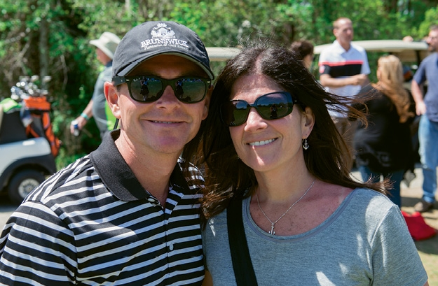Michael and Kara Stevens