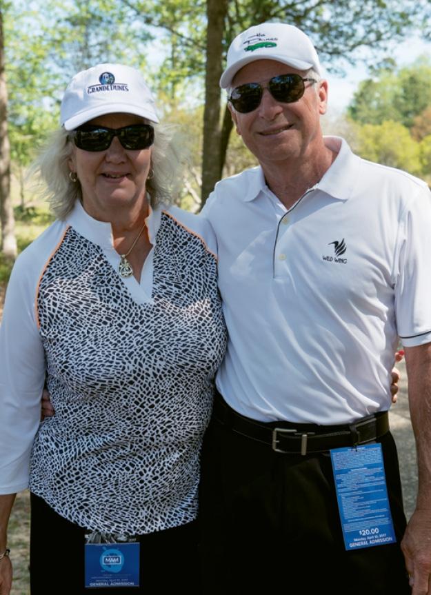 Gail and Bob Salva