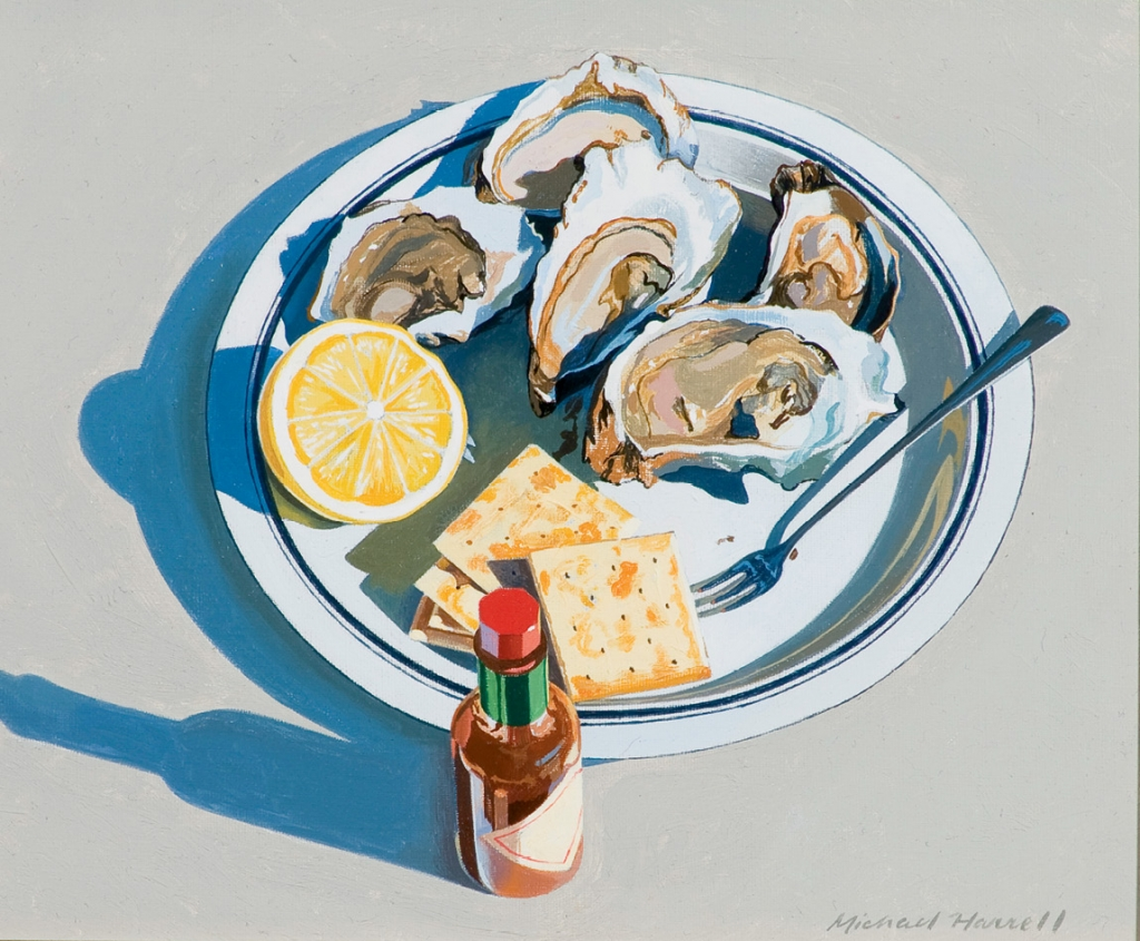 Oysters on the Half Shell, Michael Harrell