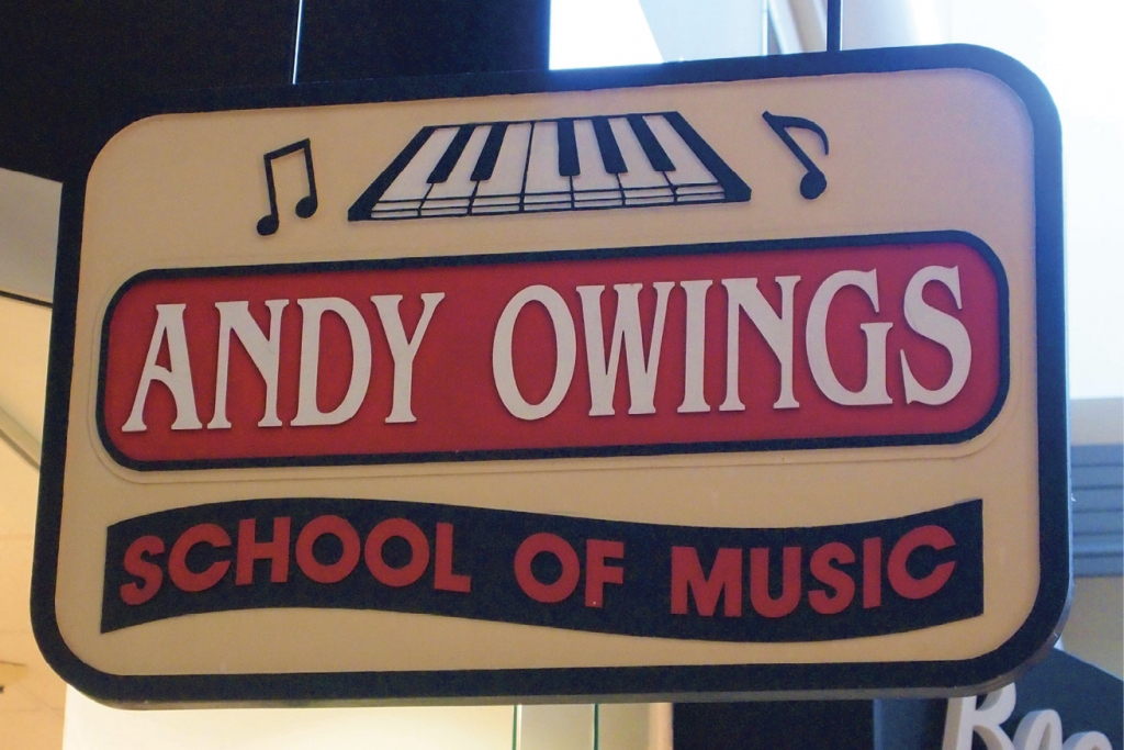 Andy Owings School of Music