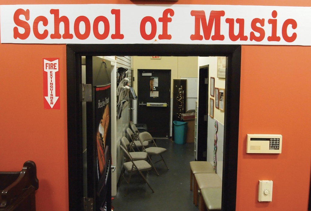 Andy Owings has been a Myrtle Beach fixture since 1975. Their music school opened its doors in 2015.