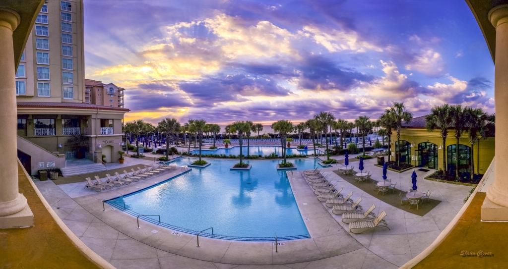 Myrtle Beach Vacation in Luxury, Photographer: Shaun Clover, Where: Myrtle Beach Marriott Resort & Spa at Grande Dunes