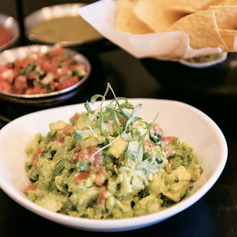 Great Guacamole!: Not just your ordinary starter, LUNA does fresh guacamole right here, right now, made at your table.