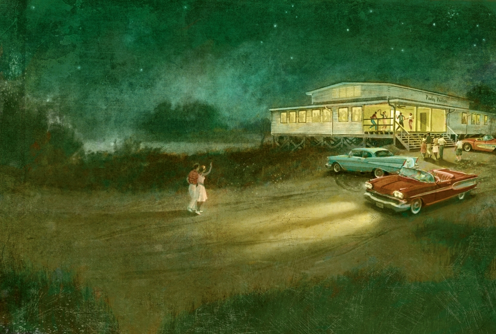 Illustration by Dan Zollinger