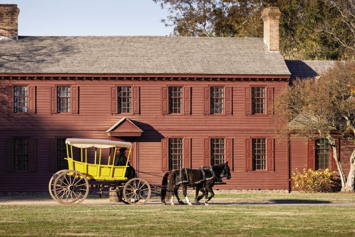 The namesake of Colonial Williamsburg's Peyton Randolph House was the first president of the Continental Congress.