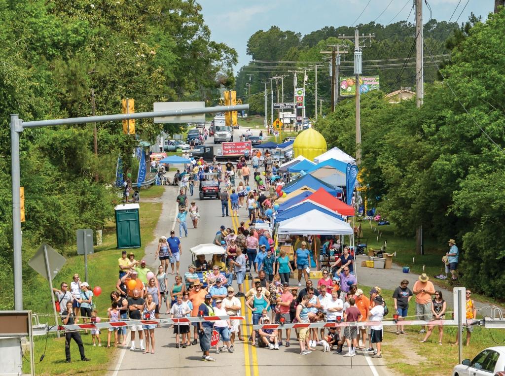 The Socastee Heritage Festival.